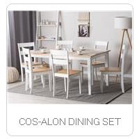 COS-ALON DINING SET